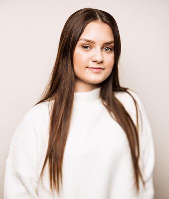 Portraitbild von Donika Gasi