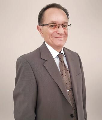 Portraitbild von Rainer Scharfenberg, Fachanwalt für Arbeitsrecht